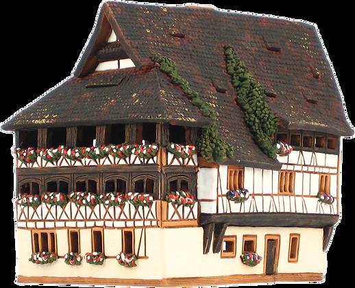 D287 Maison des Tanneurs, Strassbourg