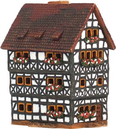A286 Maison sur Benediktplatz à Erfurt, Allemagne