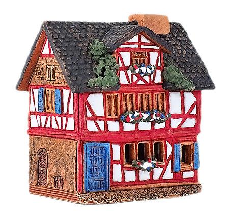 RS19-3 Maison historique à Lauterbach, Allemagne