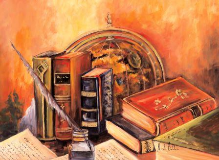 LP51 La bibliothèque