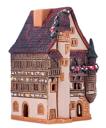 R256 Maison Pfister à Colmar, Alsace