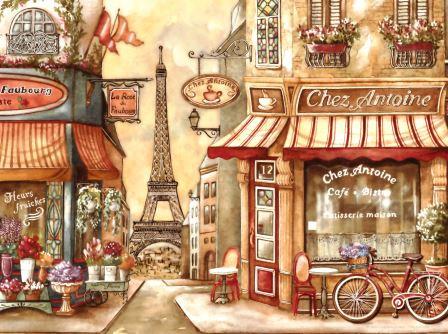 LP83 Vue sur Paris