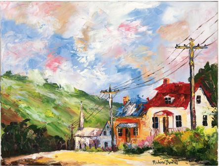 LP803 Le village
