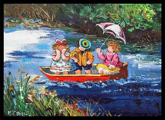 LP321 Un tour de bateau