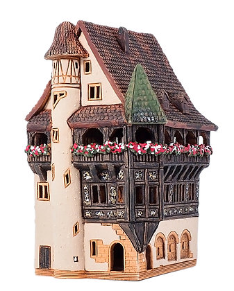 B245 Maison Pfister à Colmar, Alsace