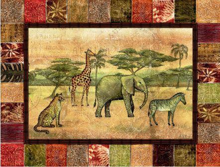 LP264 Afrique