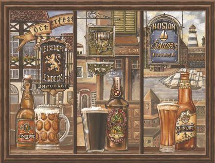 LP166 Bières du monde