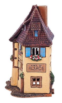 B319 Maison à Equisheim, Allemagne