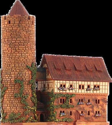 E234 ''Burg'' à Schlitz, Allemagne