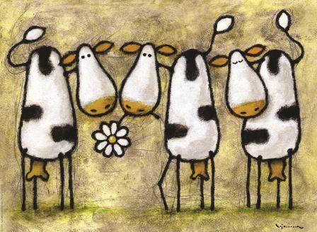 LP169 Les vaches