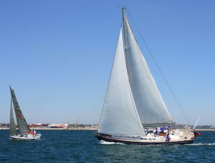 LP700 Le voilier