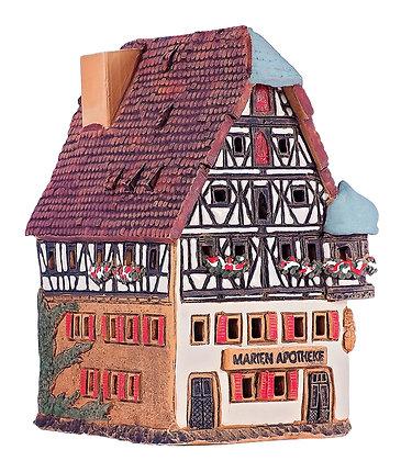 A233 Marienapotheke à Rothenburg, Allemagne