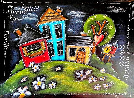 LP819 Les maisons de l'amitié