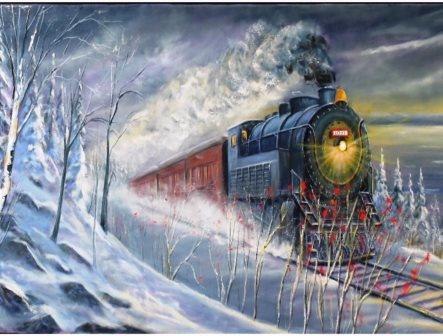 LP199 Le train