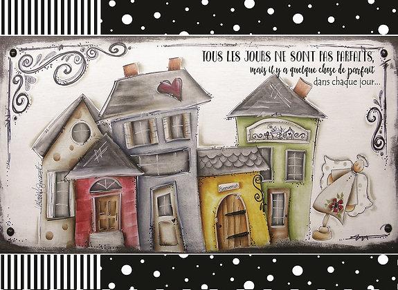 LP816 Les maisons de Valérie