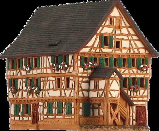 B317 Vieux couvent  à Tübingen, Allemagne