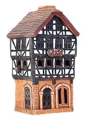RS19-1 Maison historique à Lauterbach, Allemagne