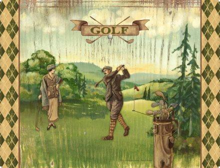 LP84 Le golf