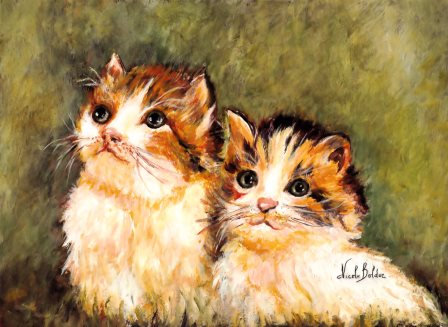 LP54 Les chats