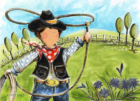 LP305 Le cowboy
