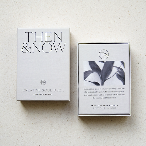 Then & Now | Creative Soul Deck