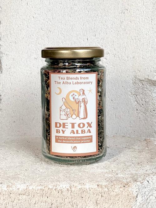 Alba | Detox Tea Blends