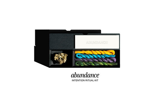 United Other | Abundance Intention Ritual Kit