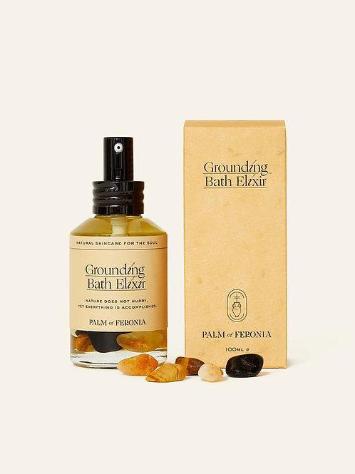Grounding Bath Elixir  Palm of Feronia