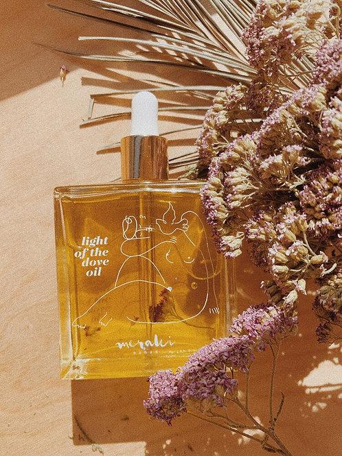 Light of the Dove Oil | Meraki Nomad