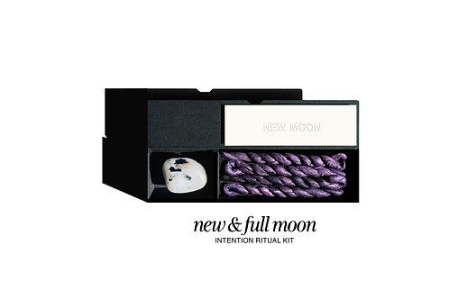 New and Full Moon Intention Ritual Kit