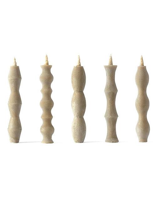Takazawa | Nanao Japanese Candle Set