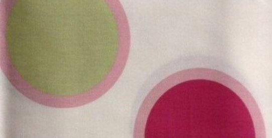 Circles - Pink/Green