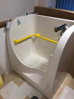 シャワーバン