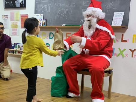 12月クリスマスパーティー・December Christmas
