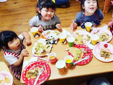 5月タコスパーティ May Taco's Party!