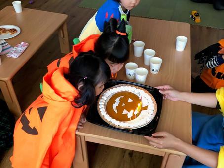 10月ハロウィーンパーティー・October Halloween Party