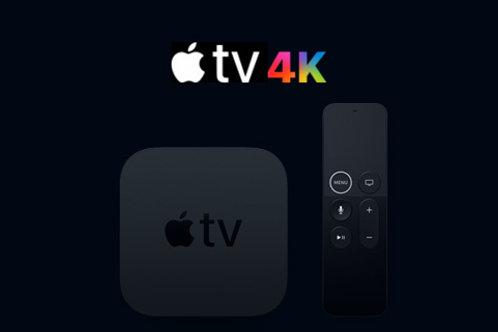 Apple TV 4th Generation 4K UHD LATEST 64GB