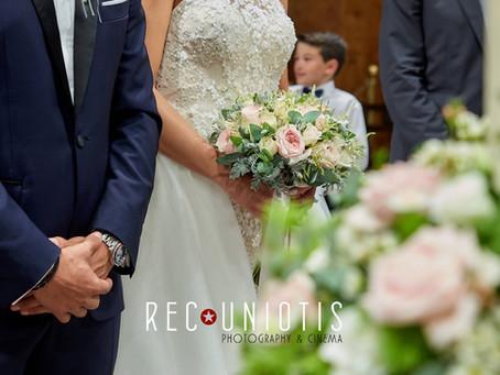 Ένας Chic - Elegance γάμος στην Μητρόπολη των Αθηνών.