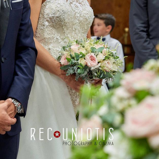 Chic-Elegance γάμος στη Μητρόπολη των Αθηνών