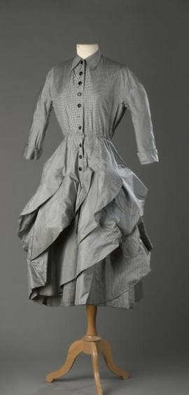 JACQUES GRIFFE haute couture, circa 1950
