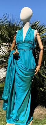 HERMES robe longue sari.png