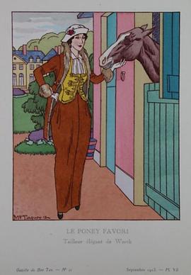 LA GAZETTE DU BON TON (1912-1925)