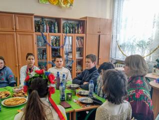 Відповідно до традицій українців