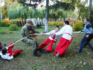 Нащадки козацького роду – захисники України