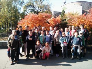 Екскурсія до Київського зоопарку
