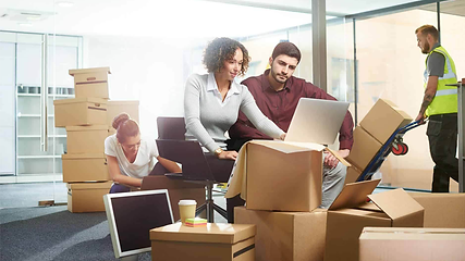 Commercial Moving services in San Gabrie