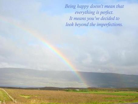 An Iceland Rainbow