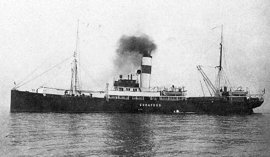 Godafoss Boat
