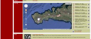 Icelandic Roots - Map View of Halldóra Guðmundsdóttir