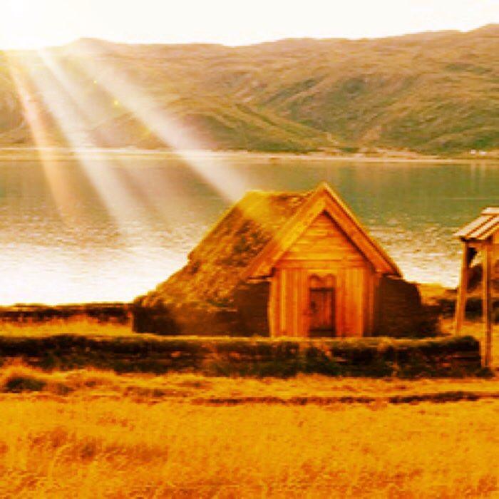 Þjóðhildkirkja Greenland